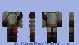 [LOTC] Luciensburg Uniform #2 Minecraft Skin