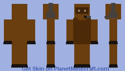Millitary Minecraft Skin