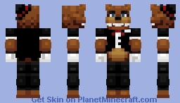 For Luke Minecraft Skin