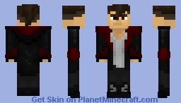 dante DMC Minecraft Skin