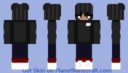 i tried my best Minecraft Skin