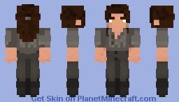 Ilmet Gray(FANTASYRP) Minecraft Skin