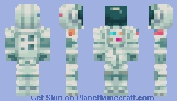 *-Staring out Within-* Contest submission Minecraft Skin
