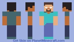 Minecon 2011 Banner Herobrine Minecraft Skin