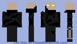 Hurt Sith Juggernaut Minecraft Skin