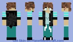 Dream boy 101 Minecraft Skin