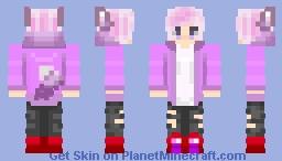 jacks oc CRINGE Minecraft Skin