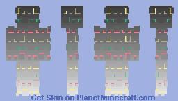 That's so retro Minecraft Skin