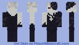 Naamah Minecraft Skin