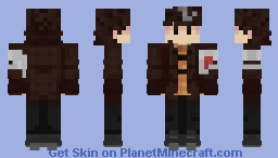 """""""If you don't let me out, I'll revive Wilbur."""" :) Minecraft Skin"""