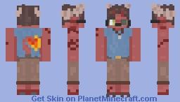 Max w/ Glasses Minecraft Skin
