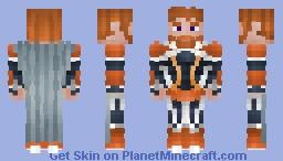 Immortal Brightspark - Hoxur || Original Character Creation Minecraft Skin
