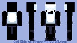 TANKMEN - Standard Tankman suit Minecraft Skin