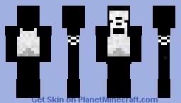 Tankman | Newgrounds/Friday Night Funkin' Minecraft Skin
