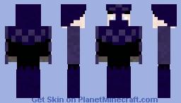 Nacht Faust: Equus Form Minecraft Skin