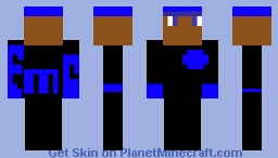 firefighter role play skin:[emt fixed] Minecraft Skin