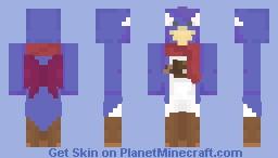 Prinny Skin Minecraft Skin