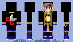 Kiwi Cult Skin Minecraft Skin