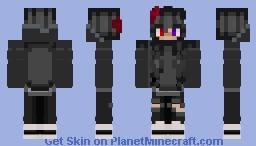 Axel Minecraft Skin