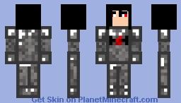 Grisvald, Knight of the Demon Clan Minecraft Skin