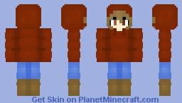 𝒲𝒽𝒾𝓈𝓅𝑒𝓇𝒾𝓃𝑔 𝐿𝑒𝒶𝓋𝑒𝓈 Minecraft Skin
