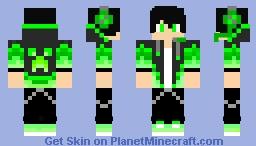 Gamer uwu Minecraft Skin