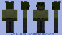 Mr Afton (fnaf) Minecraft Skin