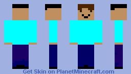 some person Minecraft Skin