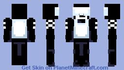 TANKMEN - Sergeant John Captain Minecraft Skin