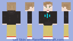 Lozano Shipyards President Minecraft Skin