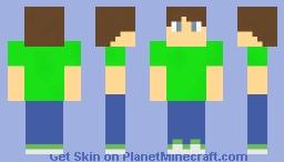 MuHaHa Minecraft Skin