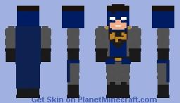 Henry Clover Jr. | Gotham Minecraft Skin