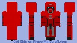 Mark Shaw | Leviathan Minecraft Skin