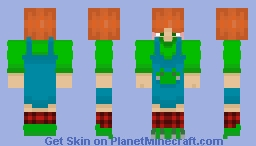 Sappy! Minecraft Skin