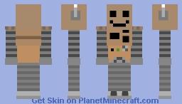 Zero Robot Minecraft Skin