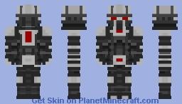 Marauder Minecraft Skin