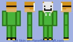double dream Minecraft Skin