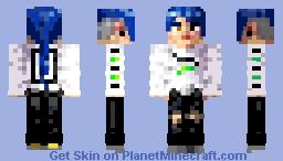 Conventional Minecraft Skin