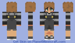 My main skin Minecraft Skin