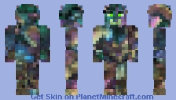 Element-Thulium-Tm-AtomicNo-69 Minecraft Skin
