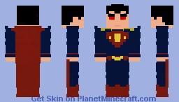Kal-Il | Ultraman Minecraft Skin