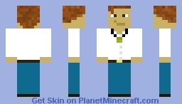 Detective Tan Minecraft Skin