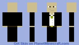 Detective Boldy Minecraft Skin