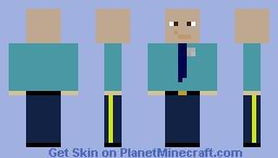 State Trooper Boldy Minecraft Skin