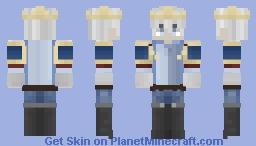 Buru's Knight (Crown) Minecraft Skin