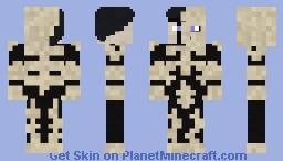 Zenon Zogratis Complete Possession Minecraft Skin