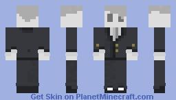dead Minecraft Skin