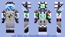 Uranium Solider (PToE contest) Minecraft Skin