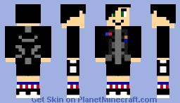 random dude Minecraft Skin