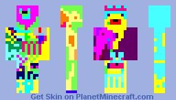 princess kitty Minecraft Skin